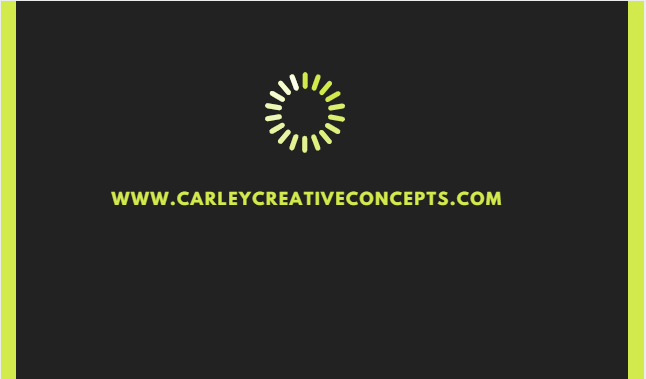 #carleycreativeconcepts #marketing