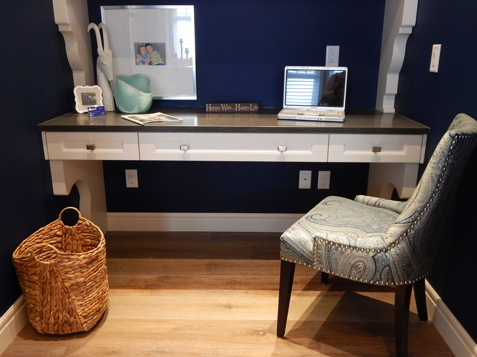 Office, The Real Cost Of Setting Up A Home Office, Carley Creative Concepts