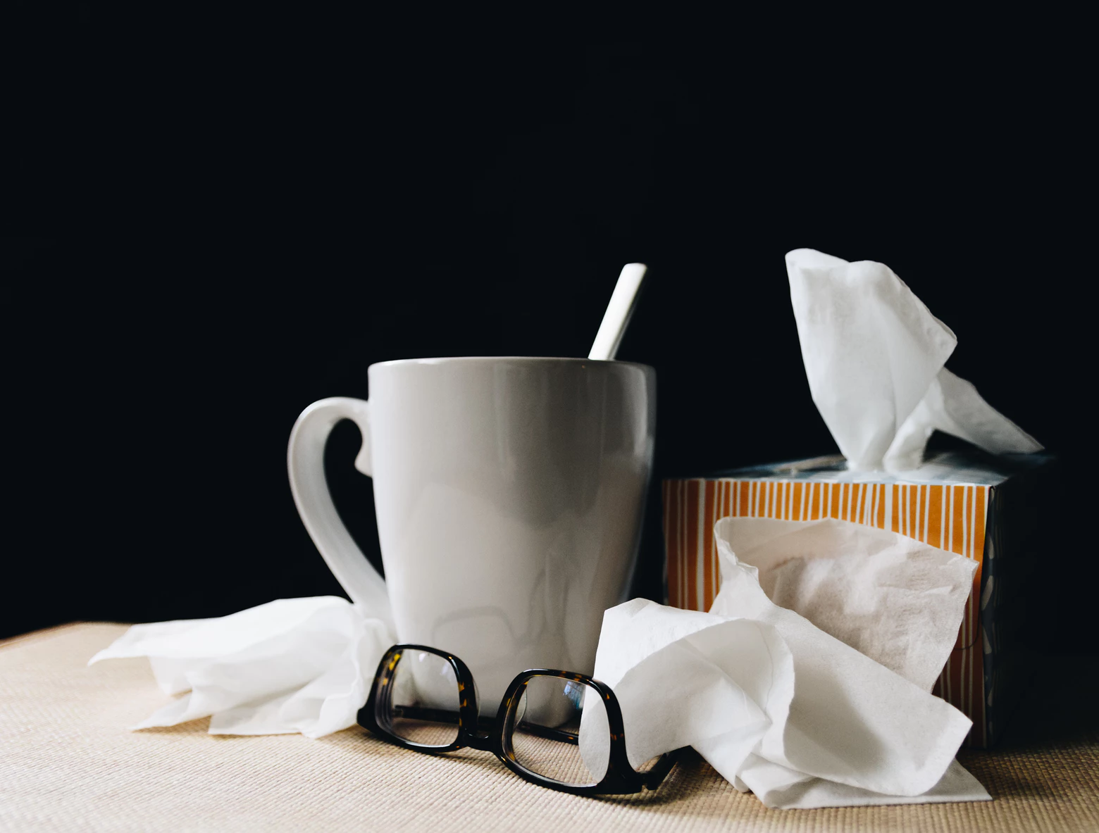 Cold, Tips for Dealing with a Cold When You Really Don't Have Time!, Carley Creative Concepts