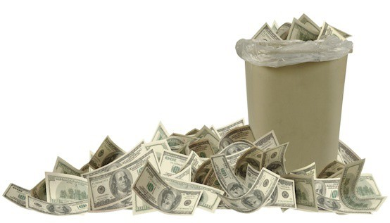 Money, The 5 Biggest Ways That Companies Waste Money, Carley Creative Concepts