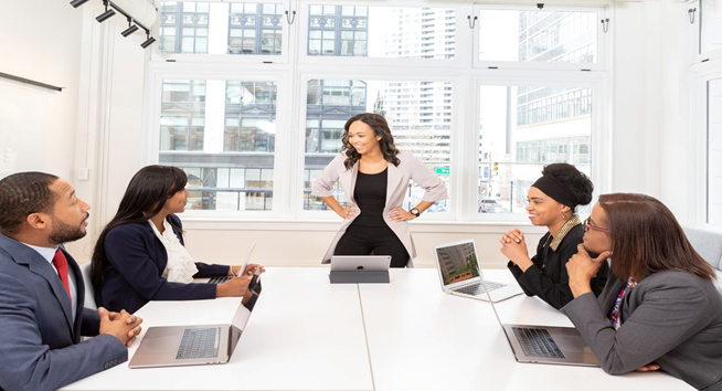 Boost Employee Productivity, 4 Simple Ways To Boost Employee Productivity In the Workplace, Carley Creative Concepts