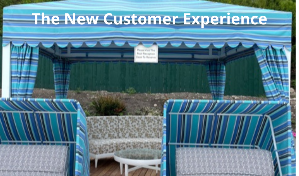 The New Customer Experience, The New Customer Experience, Carley Creative Concepts